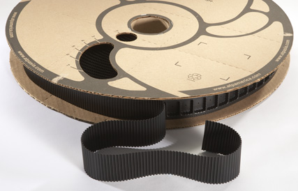 Carrier tape reel bands
